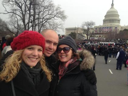 us at inauguration