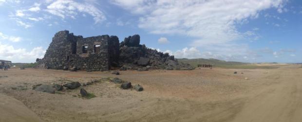 aruba abandoned gold mines