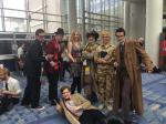 doctor who cosplay at awesome con 2014