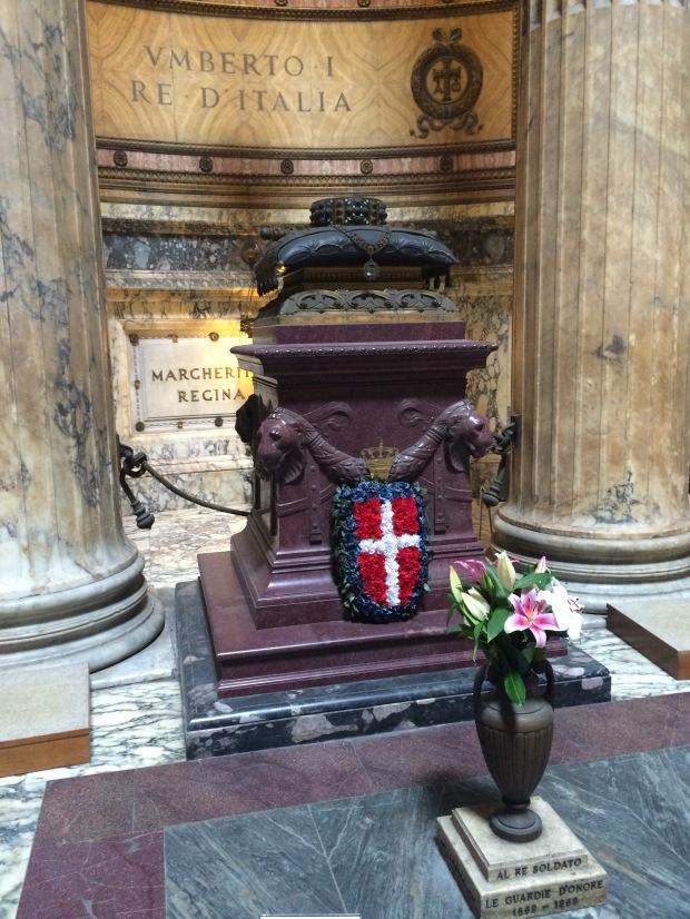 Tomb of King Humbert I and Margherita Savoia